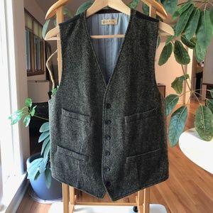 J Crew Ludlow British Wool Vest